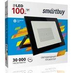 Светодиодный (LED) прожектор FL SMD LIGHT Smartbuy-100W/6500K/IP65 ...