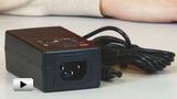 Смотреть видео: GS18A24-P1J Блок питания (адаптер), 24B,0.75A,18Вт