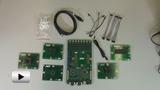 Смотреть видео: Oтладочный набор ATSTK600 и его дочерние модули