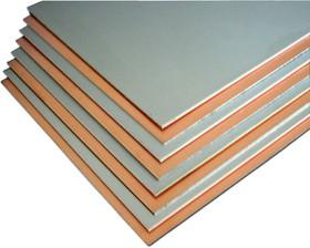 Panel VT-4A2, Ламинат с алюминиевым основанием (препрегом), 2.2 Вт/(м К), керамический наполнитель, 253х203х1мм