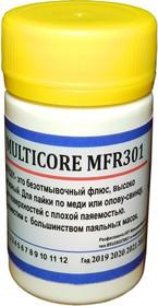 Multicore MFR301, Флюс высокоактивный безотмывочный, 30 мл | купить в розницу и оптом