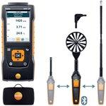 testo 440 dP. Комплект для вентиляции № 4 (Bluetooth),  ...