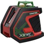 Лазерный нивелир CONDTROL XLiner 360 G 50м ±0,2мм/м 1/4 и 5/8 '