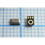 Микрофон МЭМС, звуковое отверстие со стороны контактных площадок ...