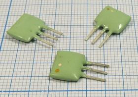 Пьезокерамический полосовой фильтр 6.5МГц ФП1П8-62-02