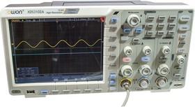 XDS3102A осциллограф 2кан 100МГц 1Гв/с 12bit Touch Screen WiFi