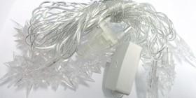 Гирлянда 4 м (20 led), 220V 2W RGB-11