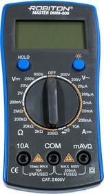 Master DMM-800, мультиметр