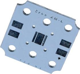CREE-XML STAR-1, плата для светодиода CREE XM-L 27х27мм