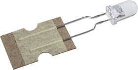 FYL-5013PURC1C-TA6, 5 mm, 625 nm, 6000 mcd @ 20 mA, 2 V, 20 degree