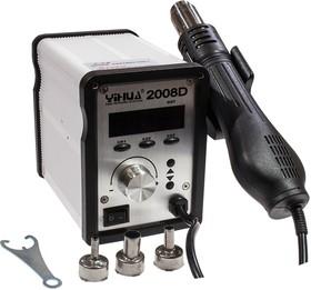 YH 2008D, паяльная станция (термовоздуш. станция для бессвинц. пайки)