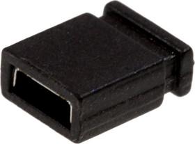 MJ-C-6.47, джампер 2.54х6.5мм закрытый KLS