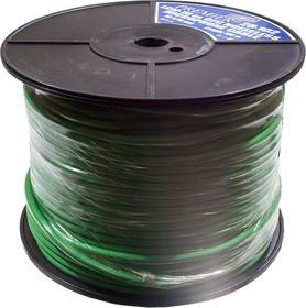LCM-10 GR, Кабель микр., 2 жилы, 1 экран, D=6.00мм, зеленый
