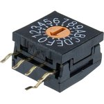 FR01FR16H-S, DIP переключатель угл. 16-позиц.