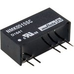 Фото 2/2 NMK0515SC, DC/DC преобразователь, 2 Вт, вход 4.5-5.5В, выход 5в/0.067А, SIP