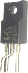 STF10NM60N формованные выводы, Транзистор, MDmesh II, N-канал, 600 В, 0.53 Ом, 10А [TO-220FP]