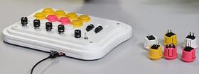 Фото 1/2 MIDI контроллер, Простой LaunchPad на аркадных кнопках и STM32F042
