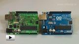 Смотреть видео: Arduino Uno и Freeduino 2013