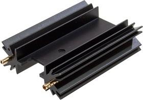 Фото 1/2 SK 104 50.8 STC, Радиатор для TO-220, ТО3P, 34.9x12.7мм