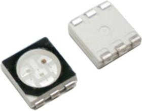 FYLS-5050UW3C, светодиод 5050 белый 7000мКд 90мА