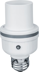 Патрон электрический Navigator 61 755 NRC-LH1-1V1-WH с пультом,75Вт,радио-упр.30
