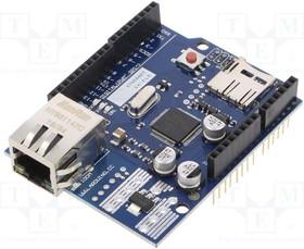 OKY2102, Модуль: Ethernet; shield; SPI; W5100; Назначение: ARDUINO