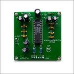 KIT MP1243A, Аудиопроцессор Hi-Fi (модуль-расширение для Arduino)