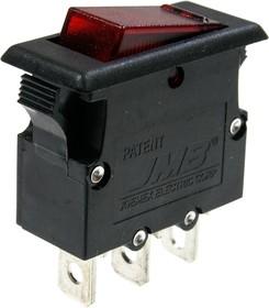 M1L15-B1120-G выключатель-автомат 250В 15A с подсв.