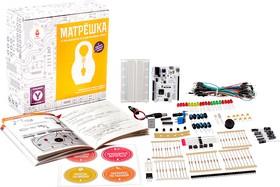 Фото 1/4 Матрешка Y (Iskra), Стартовый набор для начала работы с Arduino, на основе Iskra Neo