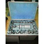 Фото 3/4 Цанговый патрон MK3 с цангами Vertex ER 40 для JMD-3 50000180