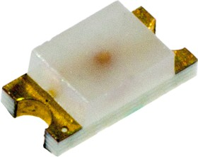 HSMGC150, светодиод зеленый 1206, 15 мКд 2,2В, 3.2х1.6х1.1мм