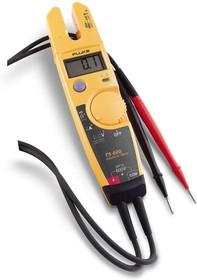 Фото 1/3 T5-600, Электрический тестер для измерения напряжения, силы тока и проверки целостности цепи (Госреестр)
