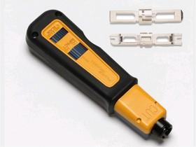 """Фото 1/2 D914S (10061501), Инструмент для заделки кабеля с лезвиями EverSharp """"110"""", EverSharp """"66"""" и дополнительным лезвием"""