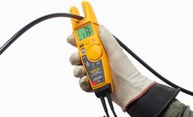 Фото 1/2 T6-1000, Электрический тестер для измерения напряжения, силы тока и частоты с технологией FieldSense