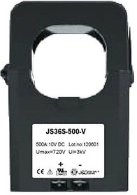 BB-JC36S500-V, CURRENT TRANSDUCER/SENSOR, 0.5A, 5V