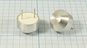 Ультразвуковой герметичный, комбинированный приёмник и передатчик 40кГц, 18x12мм с круговой диаграммой направленности 100град KPUS-40FS-18TR