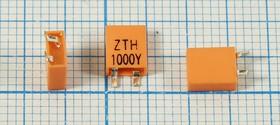 Керамические резонаторы 1МГц, SMD, 1000 \C06050C2\\3000\3000/ -20~80C\ZTH1000Y\SDE