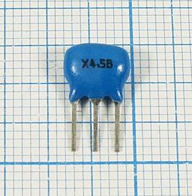 Пьезокерамический режекторный фильтр 4.5МГц, 3-х выводный,XT4,5MB