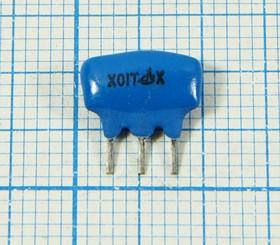 Пьезокерамический режекторный фильтр на две частоты 6.0 и 6,5МГц ф 6000 \реж\\TPWR\3P\ XTW01B\\(X01T)[6500] 2-х част