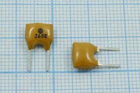 Пьезокерамический фильтр дискриминатор 6.5МГц на три вывода ф 6500 \дис\\CDSR_E\2P\JT6,5ME\\ (J6.5E)