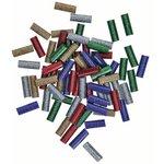 Клеевые стержни для Gluey 7x20 мм 70 шт. с блестками