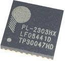 PL-2303HXD QFN32 LF, Преобразователь USB в RS-232, [QFN-32]
