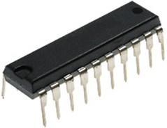 SN75196N, преобр-ль интерфейса UART-RS232, DIP20 (MC145405)