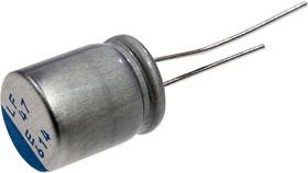 PLF1E470MDO2, (К50-35) 47мкФ 25В 105C 2000h 10х13 LOW ESR конденсатор электролитический алюминиевый