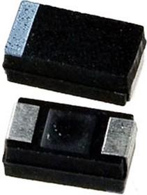 Фото 1/6 293D106X9035C2TE3, танталовый SMD конденсатор 10 мкФ x 35В типC 10