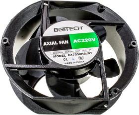 G17050HA2BT-5P, вентилятор 220В 172х150х50мм 5 лоп. (аналогJA1751H2B подшипник качения клеммы