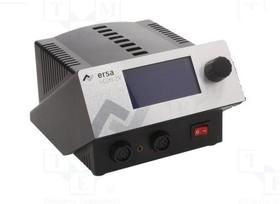 i-CON 2V с интерфейсом SIO, без инструмента, Станция паяльно-ремонтная двухканальная, антистатическая