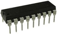TDA5140A, драйвер DC привода DIP18