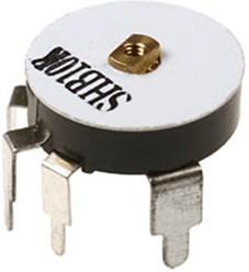 R-16N2, 1KOHM, переменный резистор 1 кОм (РП1-64б)