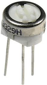 Фото 1/2 3329H-1-473LF, 47 кОм подстроечный резистор (аналог СП3-19а)